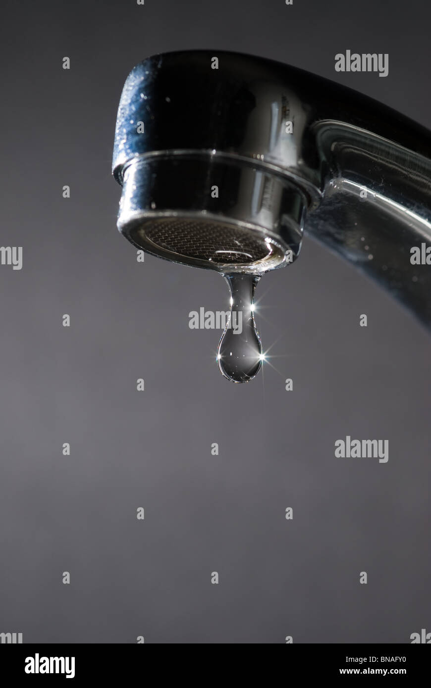 Dripping tap Stock Photo, Royalty Free Image: 30350180 - Alamy