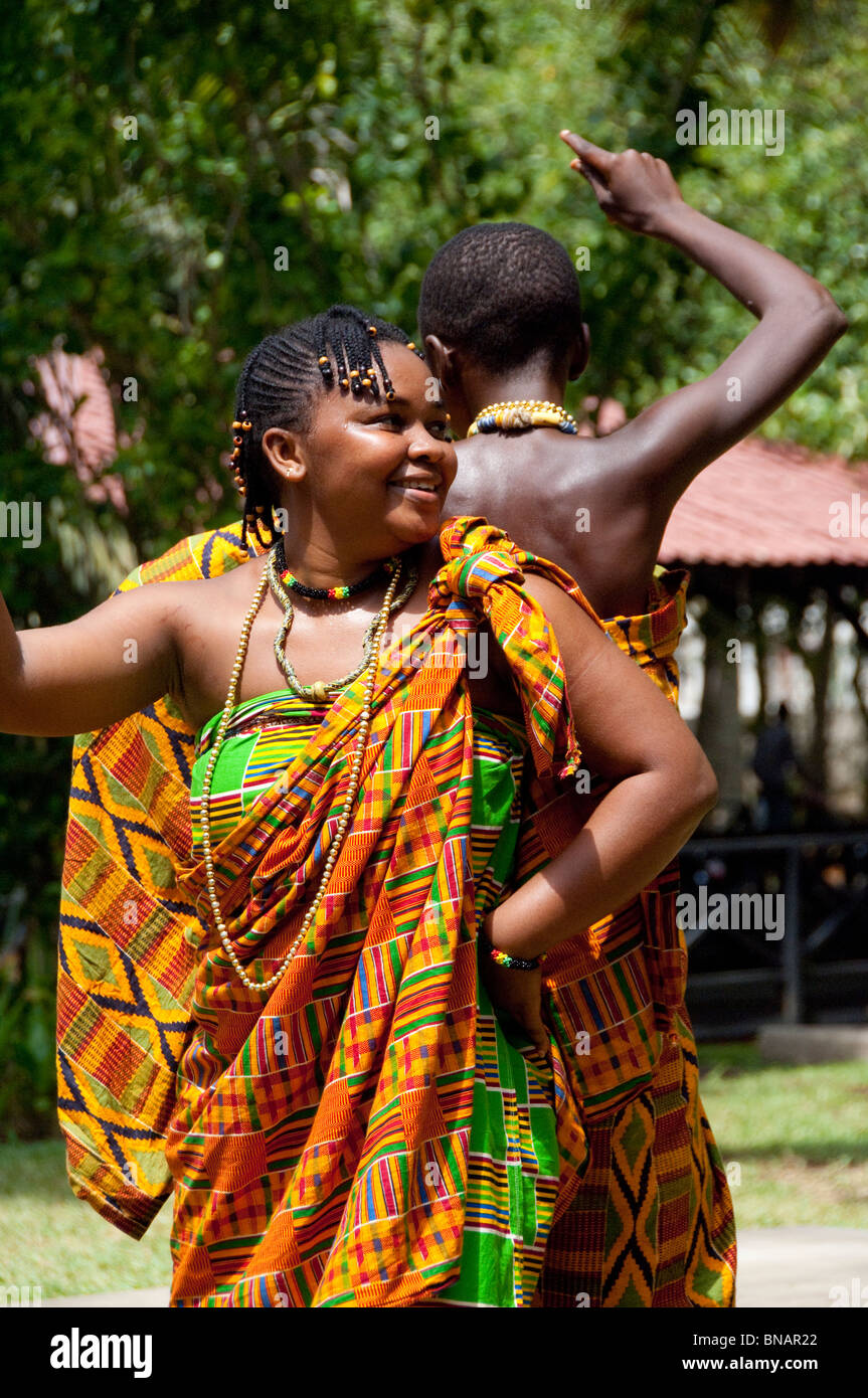 Africa Ghana Accra La Palm Beach Hotel Traditional West African Folkloric Show