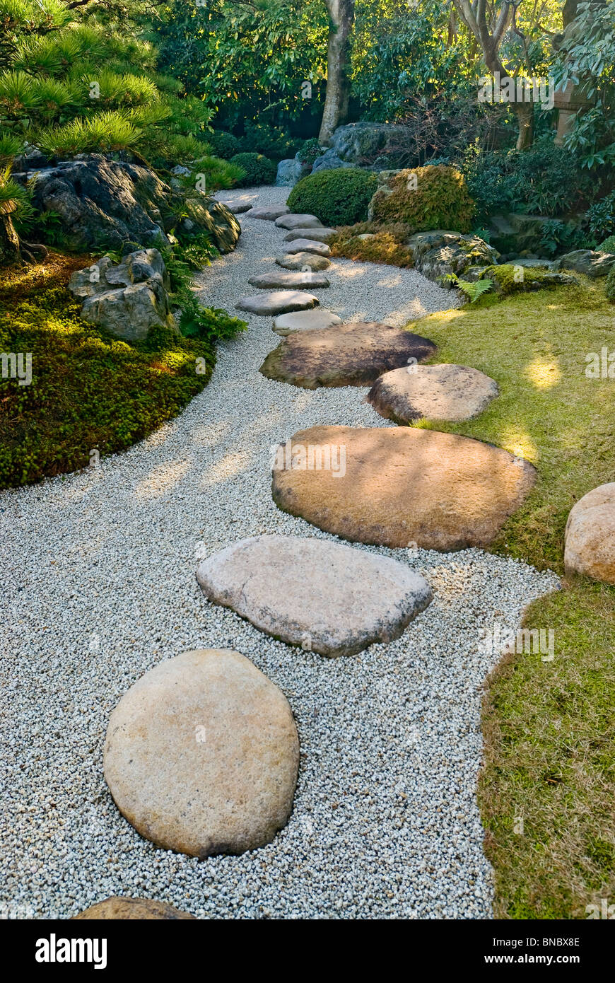 Japanese Rock Garden Japanese Rock Garden Stock Photos Japanese Rock Garden Stock
