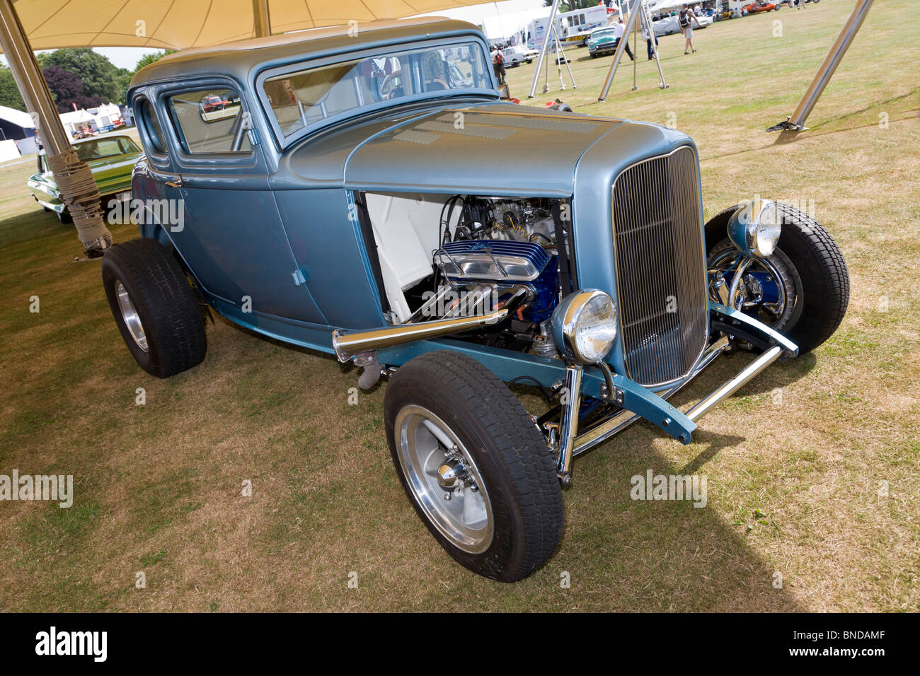 Jeff Beck\'s 1932 Ford \