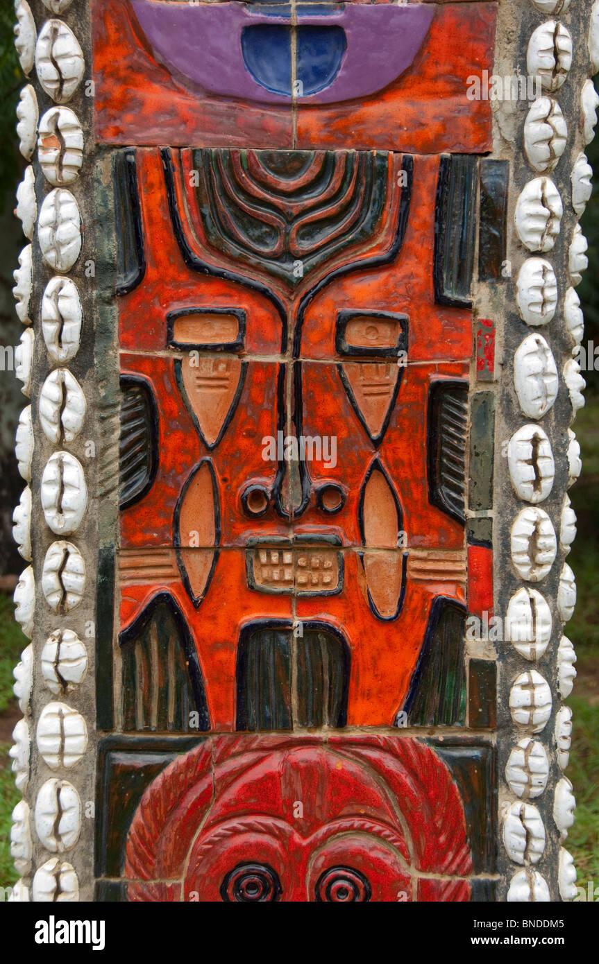 Africa togo kpalime artisan handicraft center training school africa togo kpalime artisan handicraft center training school artistic ceramic tile art dailygadgetfo Gallery