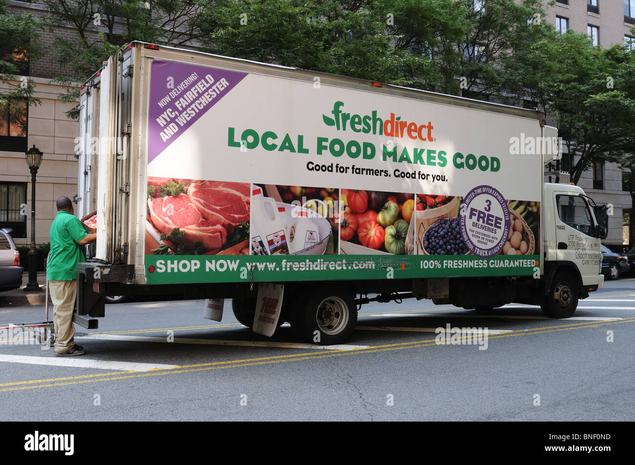Organic Food Delivery New York