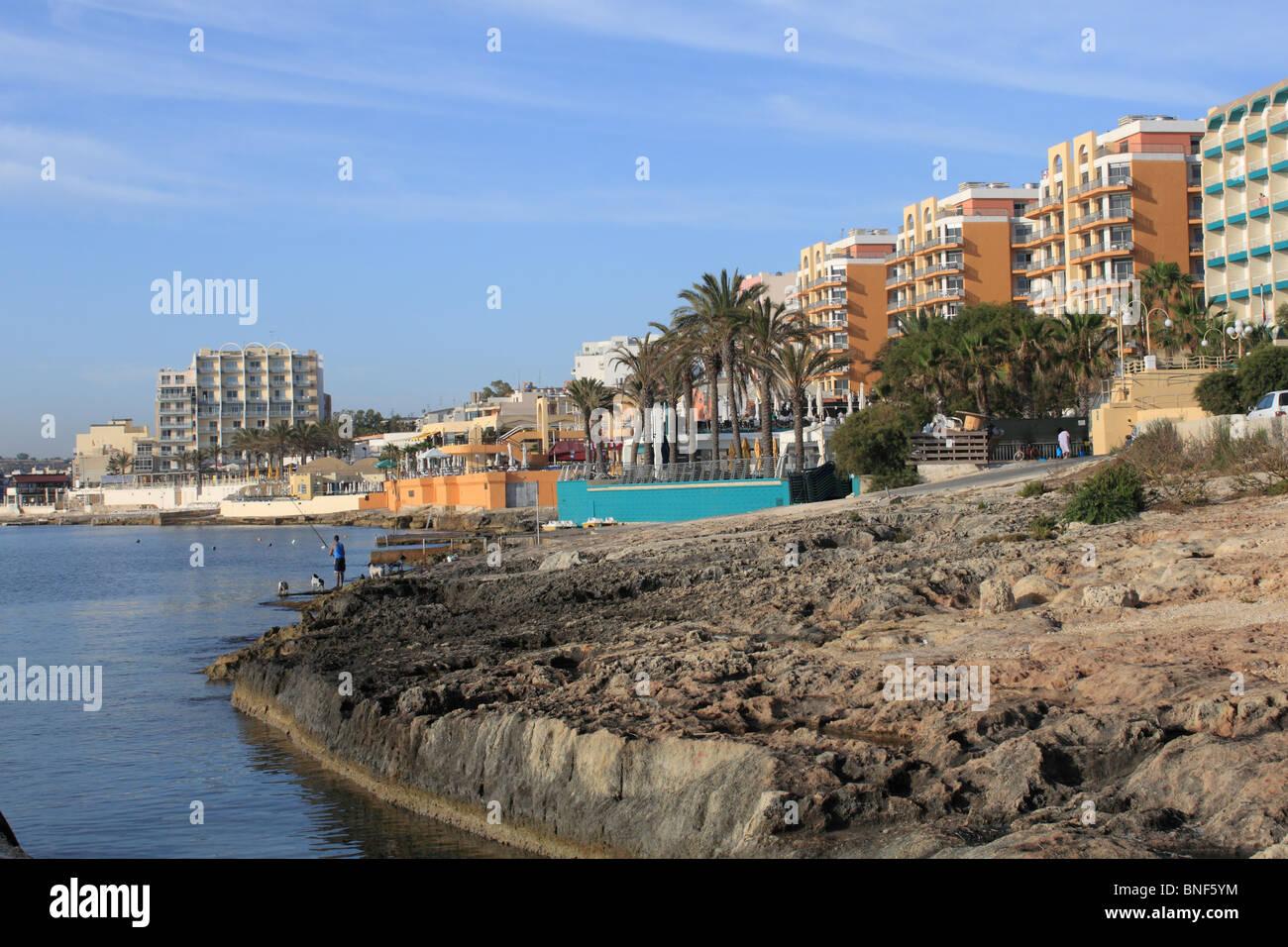 Hotel Qawra Palace Malte
