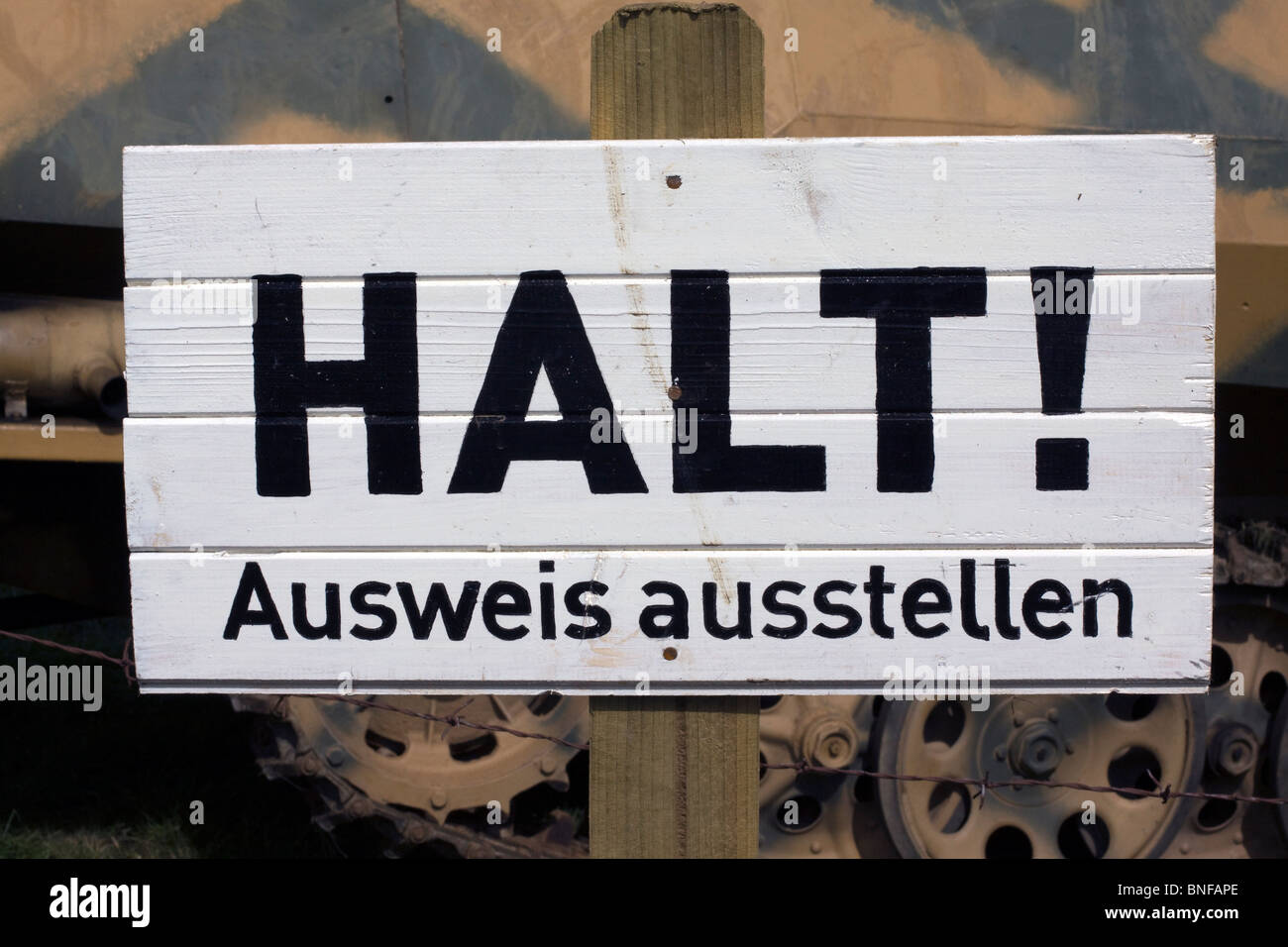 Halt Deutsch