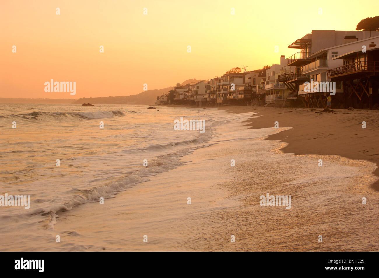 Malibu Evening