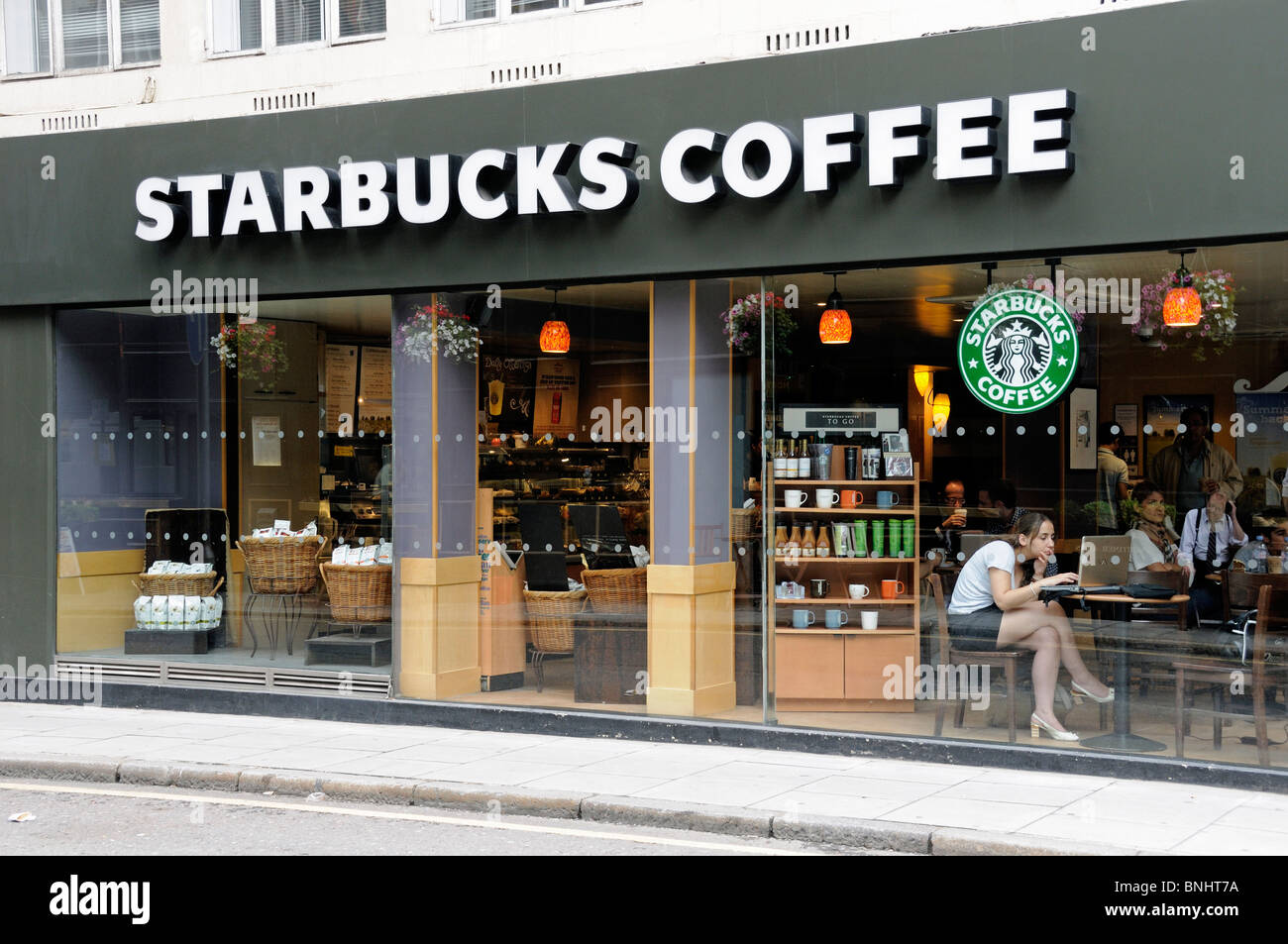 starbucks in the uk The swot analysis mainly provides a good support for reviewing strategy of an organisation, its position, trends and direction of business it is quite simple to.