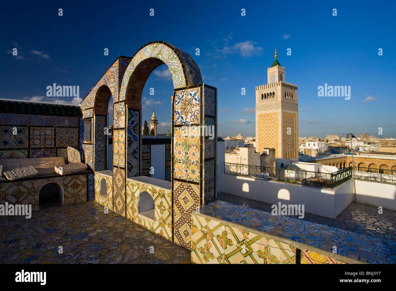 Tunisia Africa North Africa Arabian Arabic Arab Tunis town ...