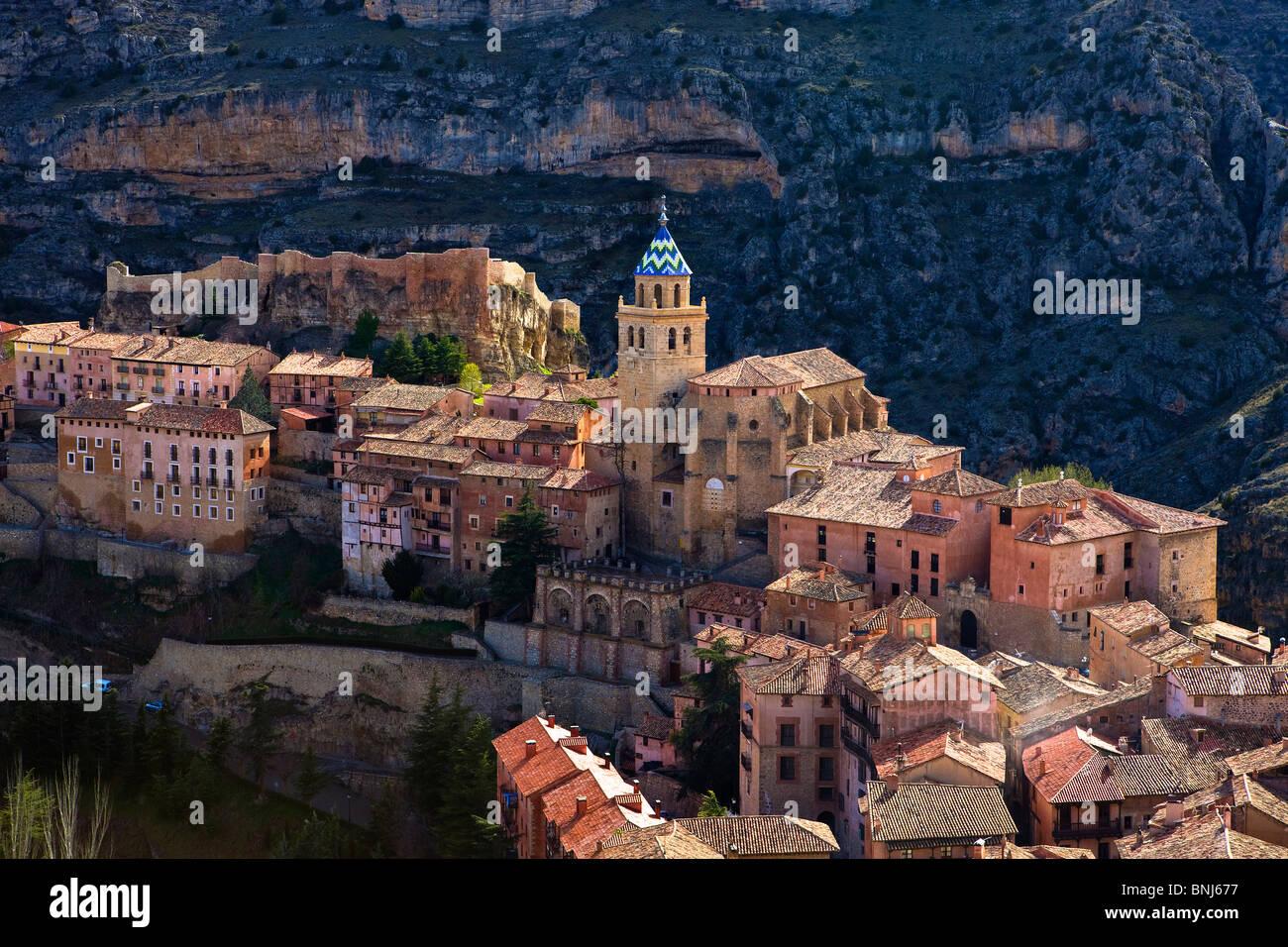 Sell My House Spain Aragon Region Area Teruel Province Albarracin Town