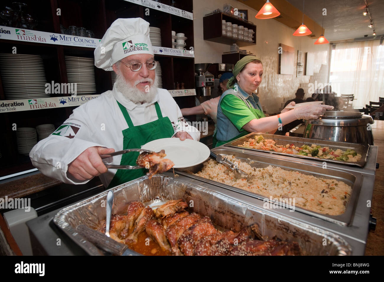Soup Kitchen The Masbia Kosher Soup Kitchen In The Flatbush Neighborhood Of