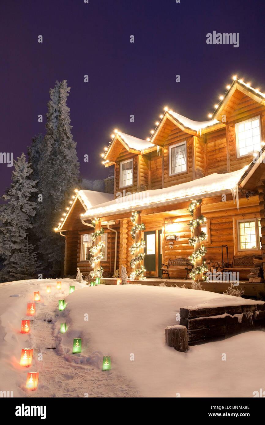 Luminaries Christmas Lights