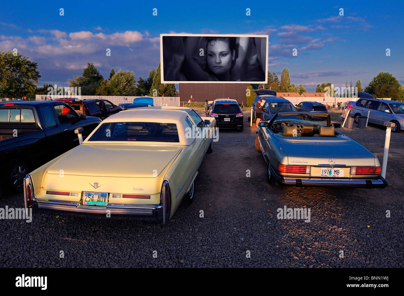Drive In Or Dallas Motor Vu