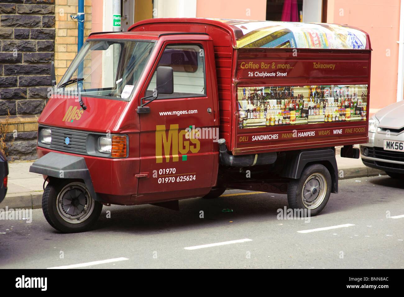 Food Delivery Aberystwyth