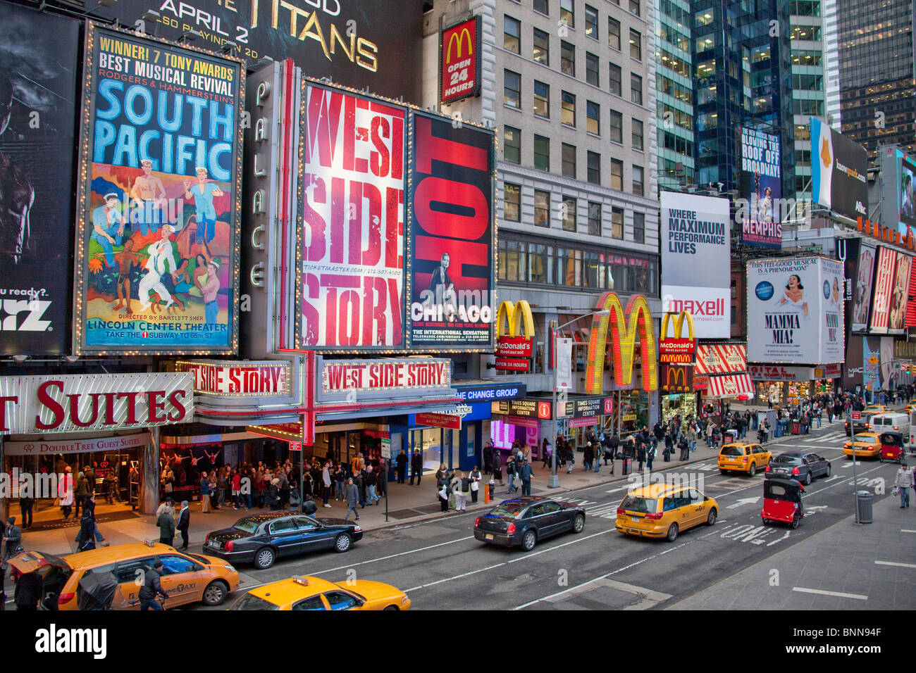 What time in new york usa