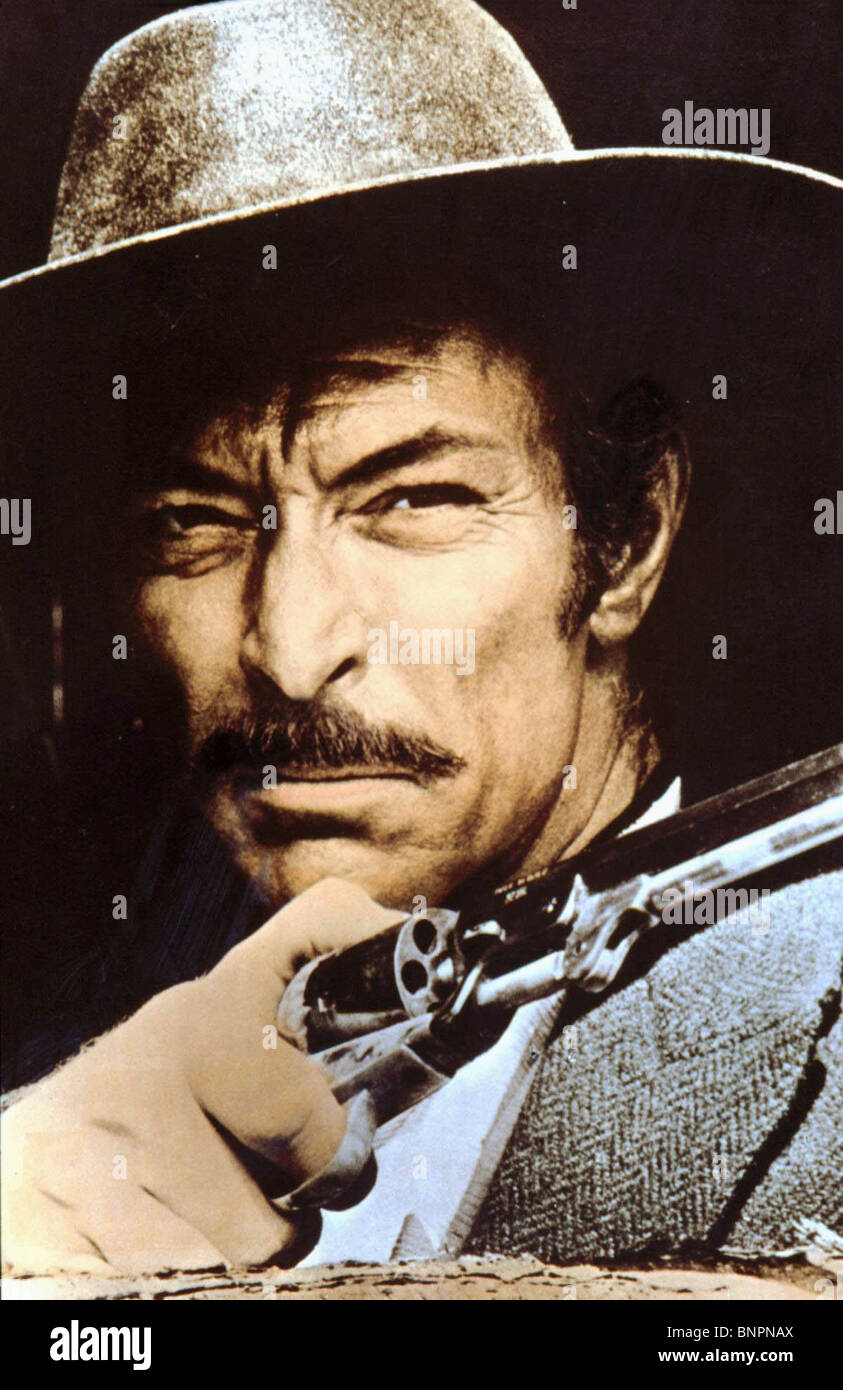 LEE VAN CLEEF THE GOOD THE BAD AND THE UGLY; BUONO IL BRUTTO IL ...