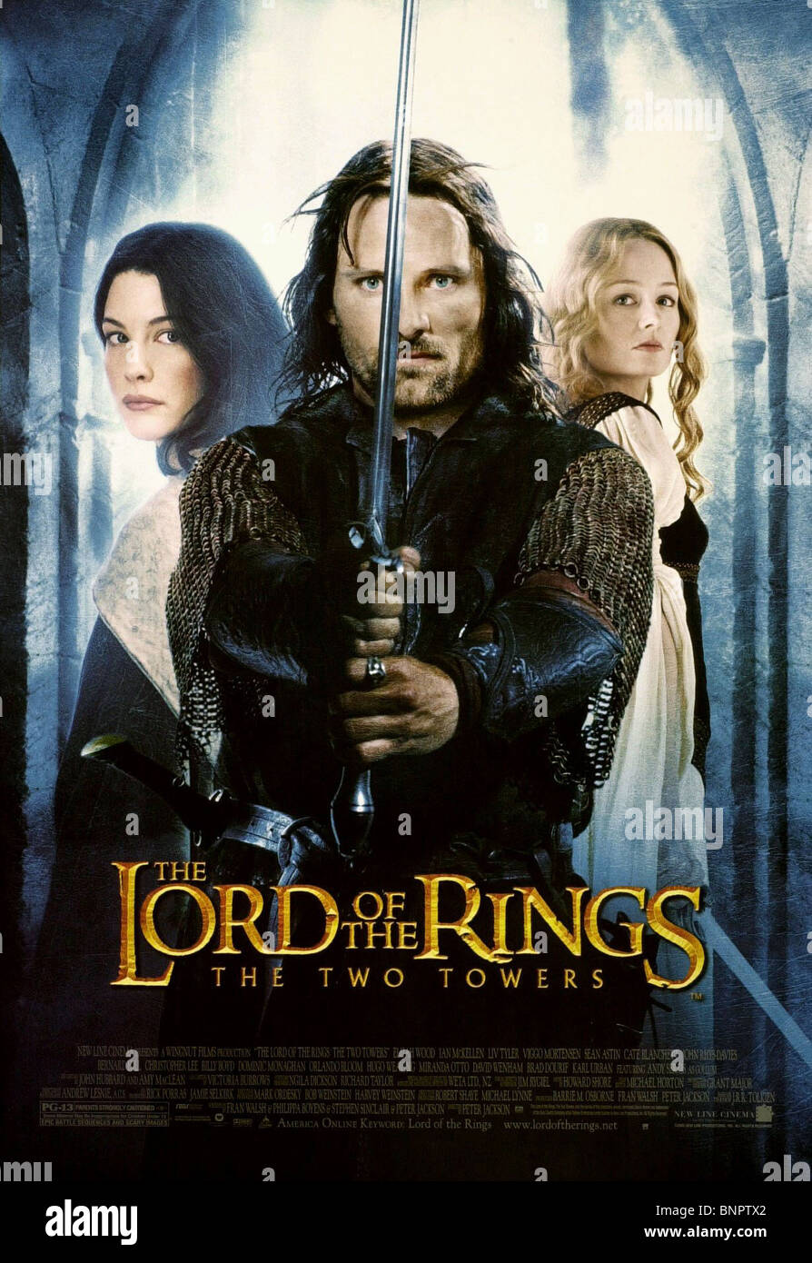 Download Lord Of The Rings The Two Towers Movie Free