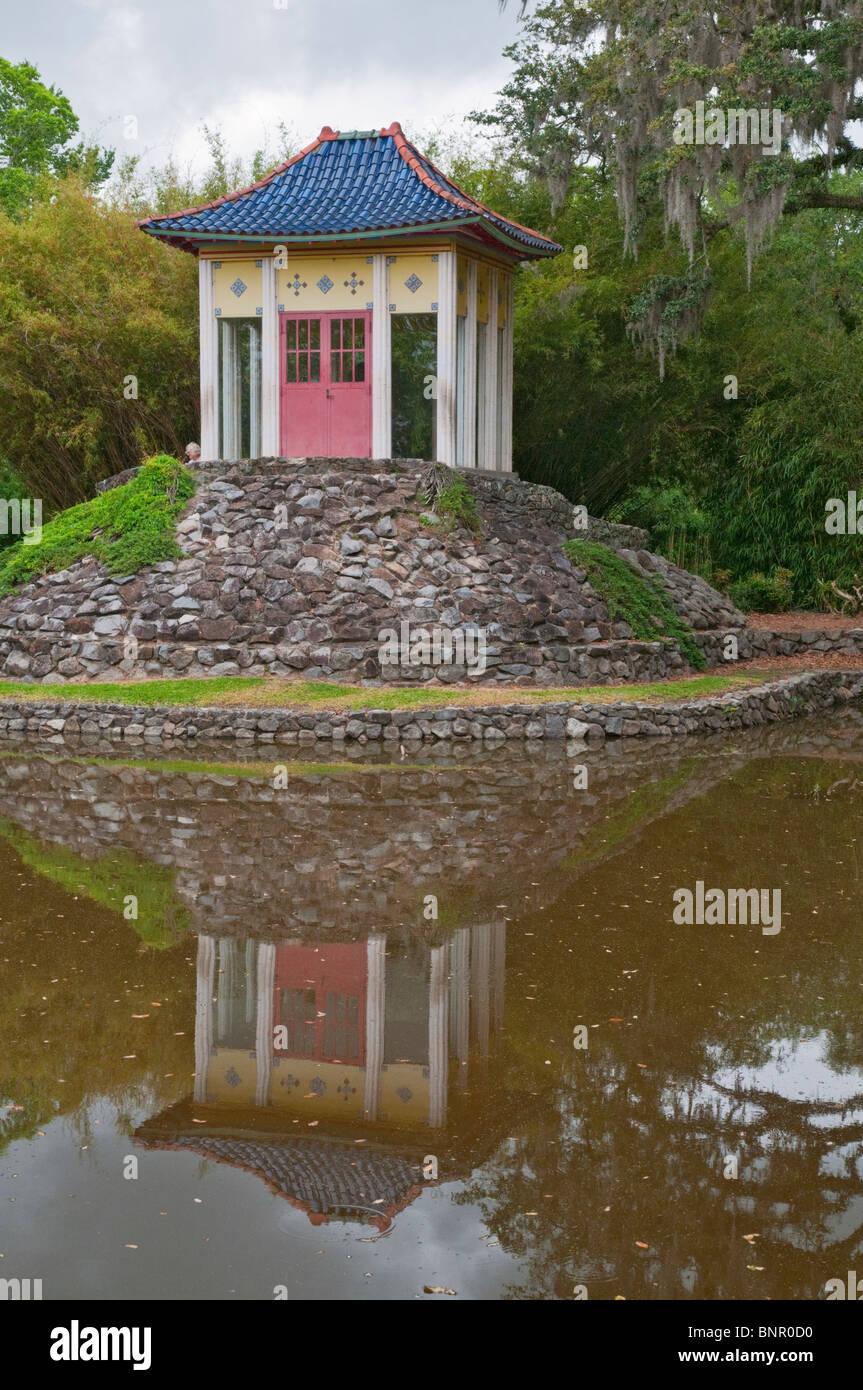 Avery Island Jungle Gardens Buddha Garden Ftempo