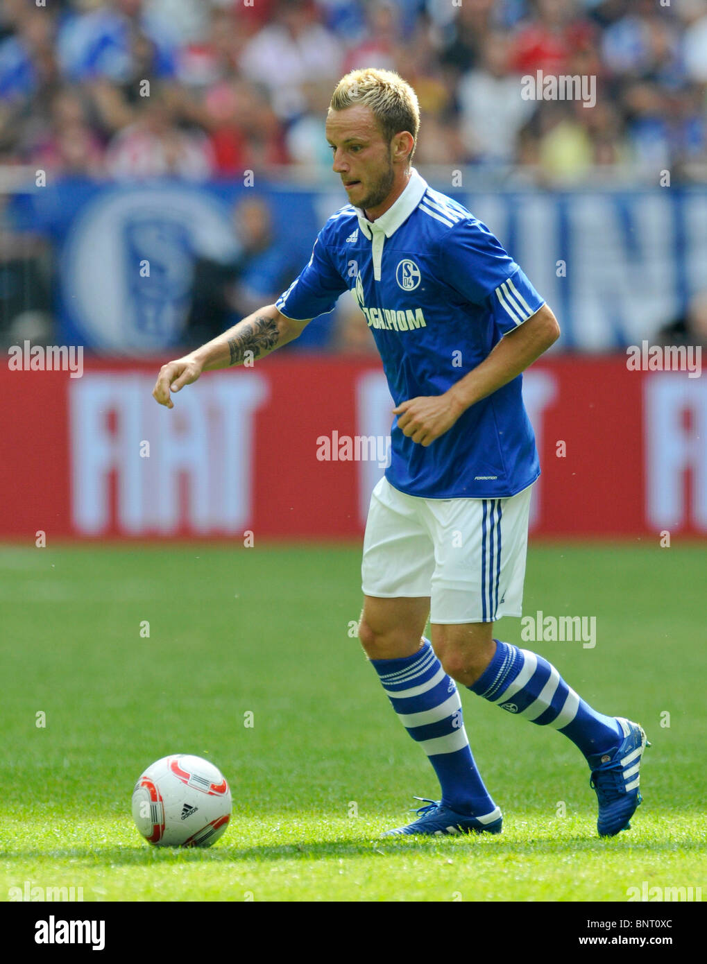 Ivan Rakitic FC Schalke 04 Stock Royalty Free Image