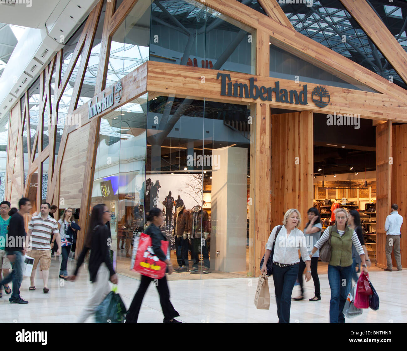 timberland shop london