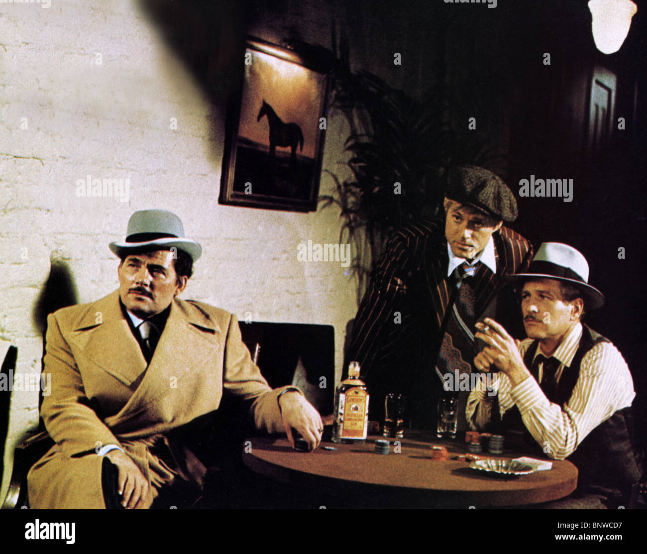 ROBERT SHAW ROBERT REDFORD & PAUL NEWMAN THE STING (1973 ...