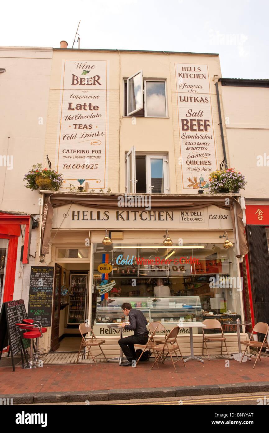 Hell S Kitchen Sandwich Shop