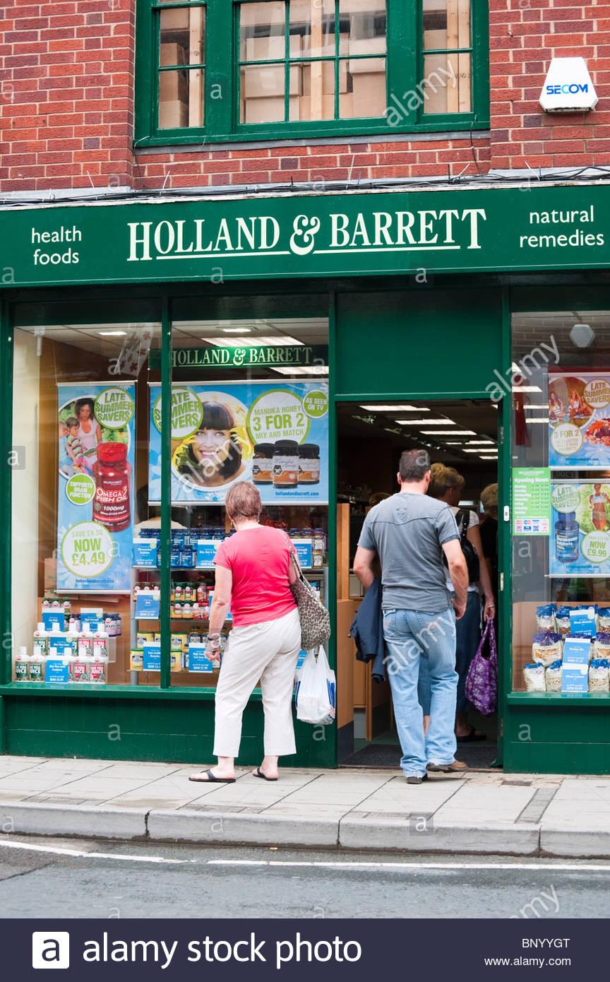 Online health shops uk