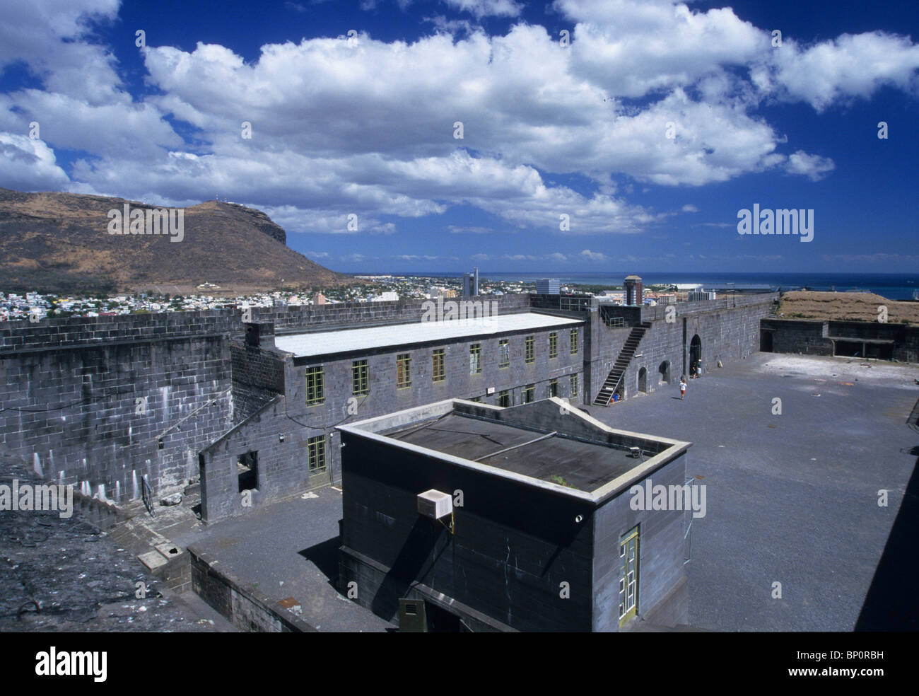 Fort adelaide also called la citadelle port louis - Where is port louis mauritius located ...