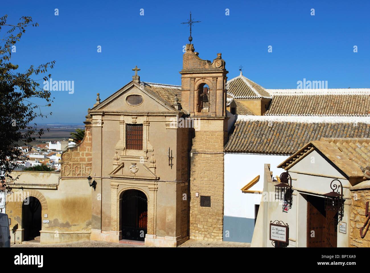 Sacred art museum (Monasterio de la Encarnacion), Osuna ...
