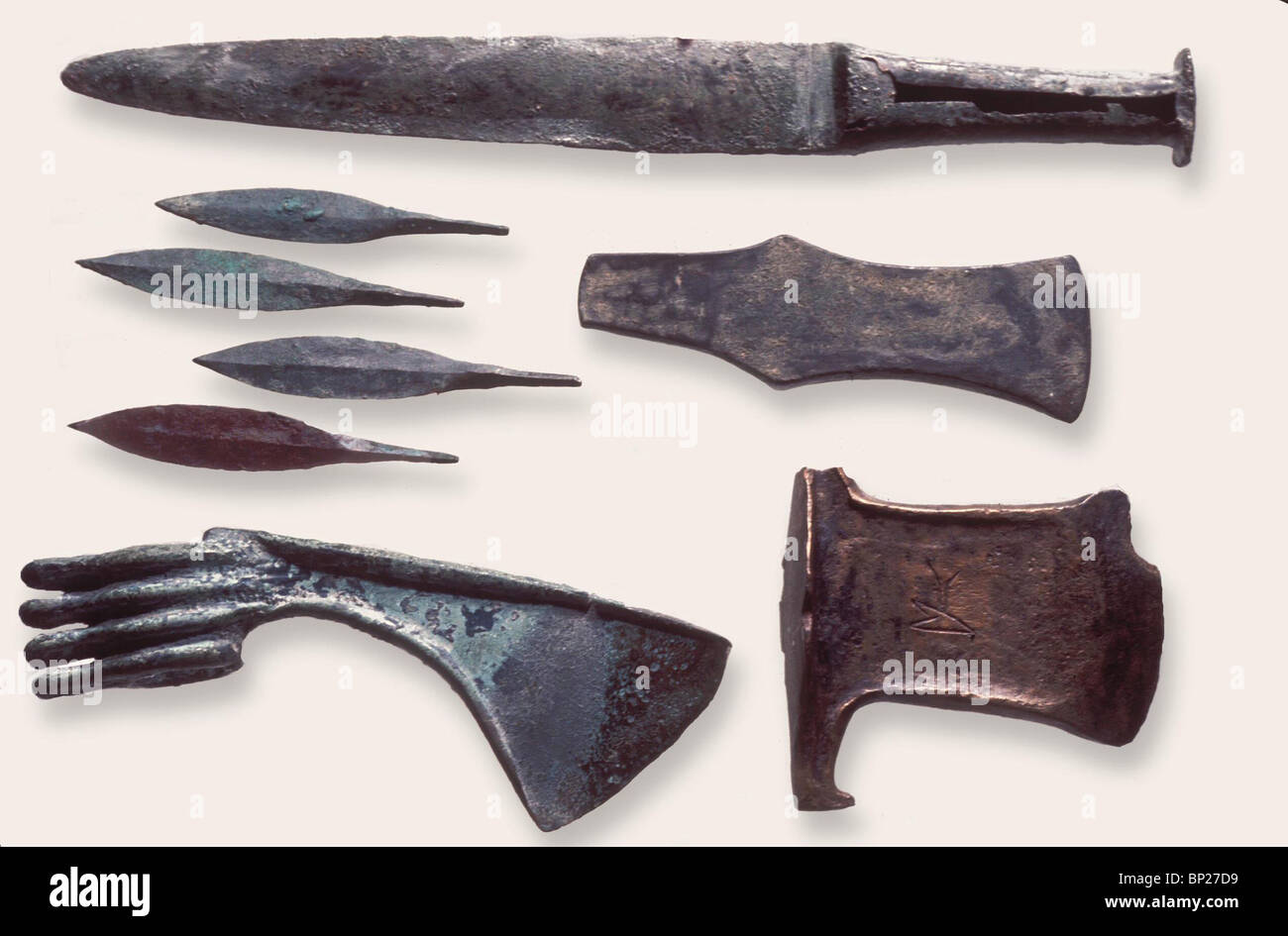 Hittites Weapons And Tools Hittites Iron Weapons ...