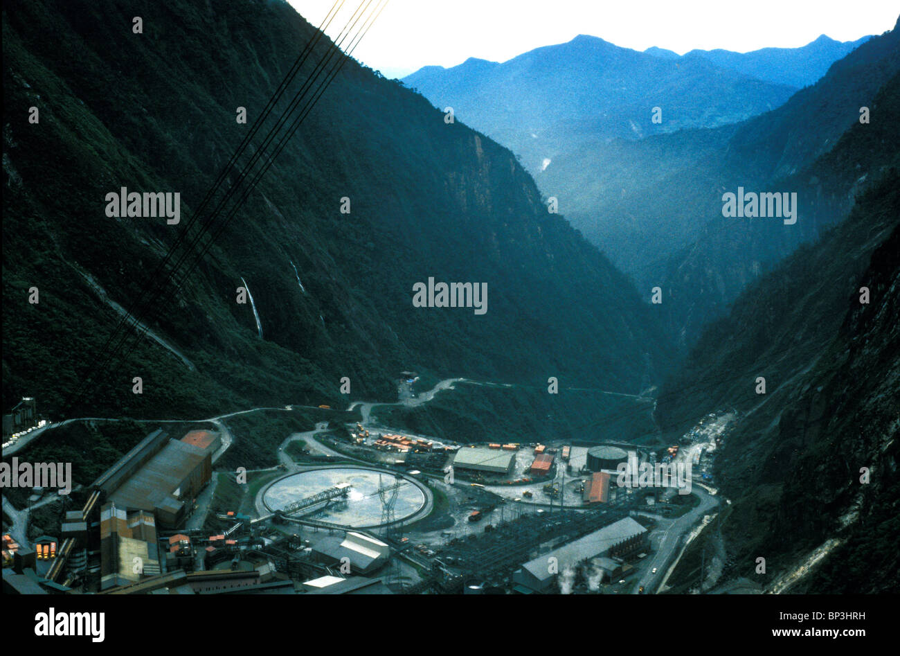 Freeport indonesia 39 s grasberg mine site reached by the for World s longest video