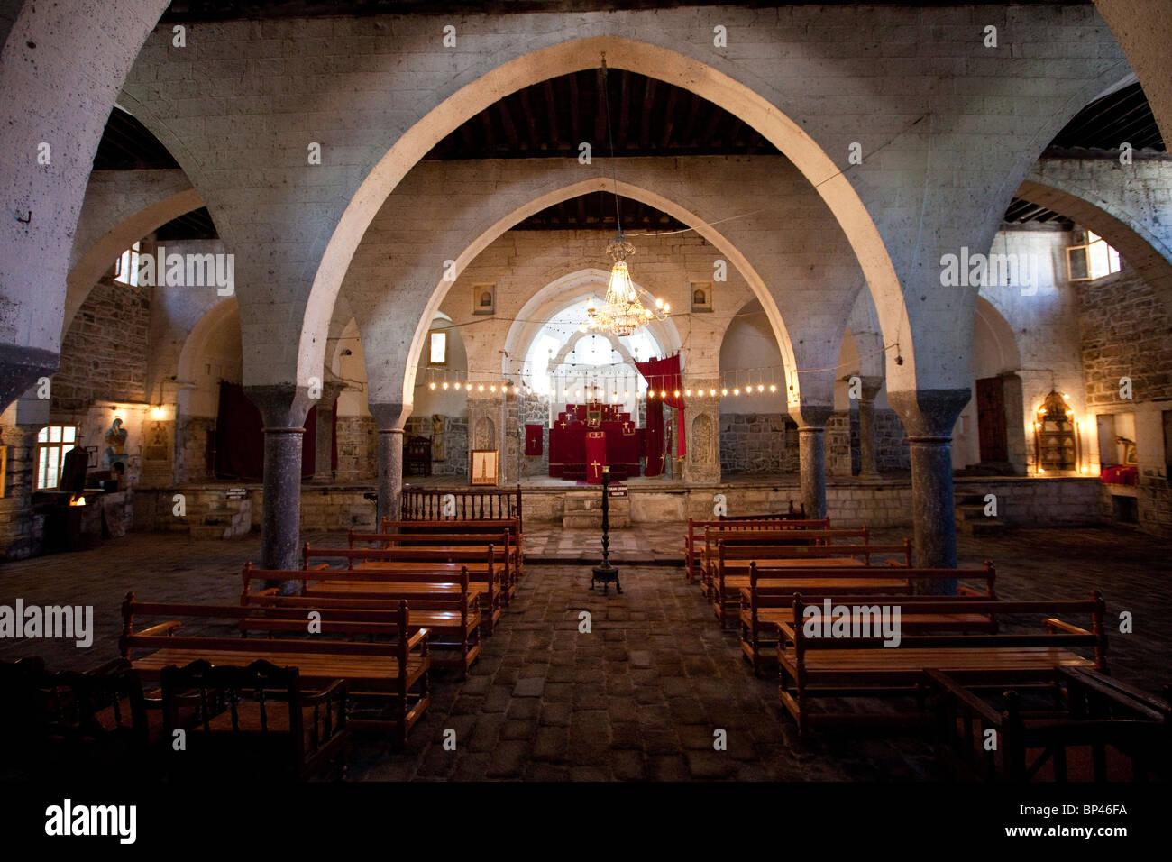 Surp Giragos (st. Cyriacus) Armenian Church, Diyarbakir ...