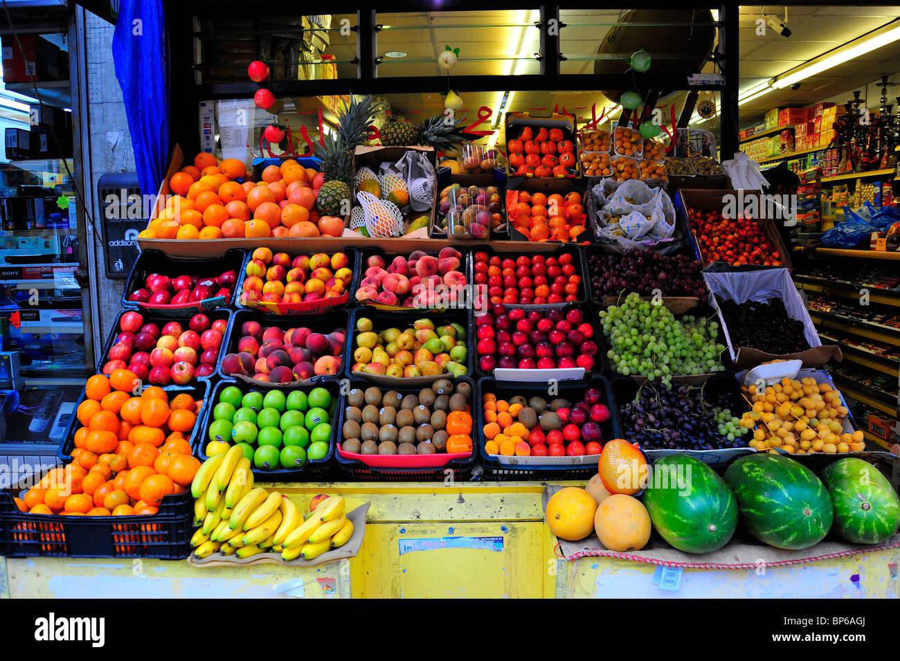 Online Fruit Shopping