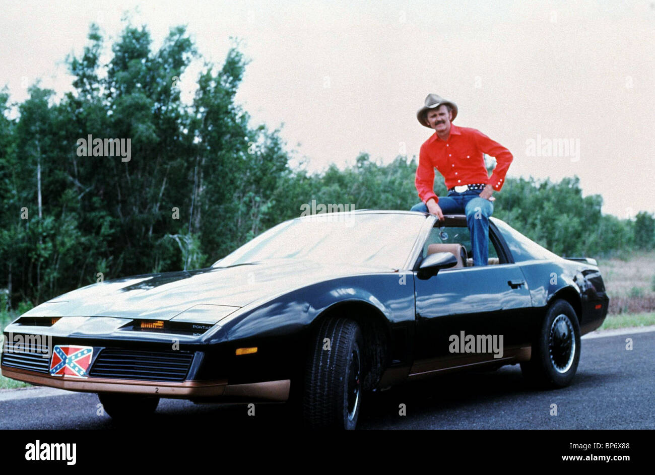 Jerry reed smokey and the bandit part 3 1983 stock image