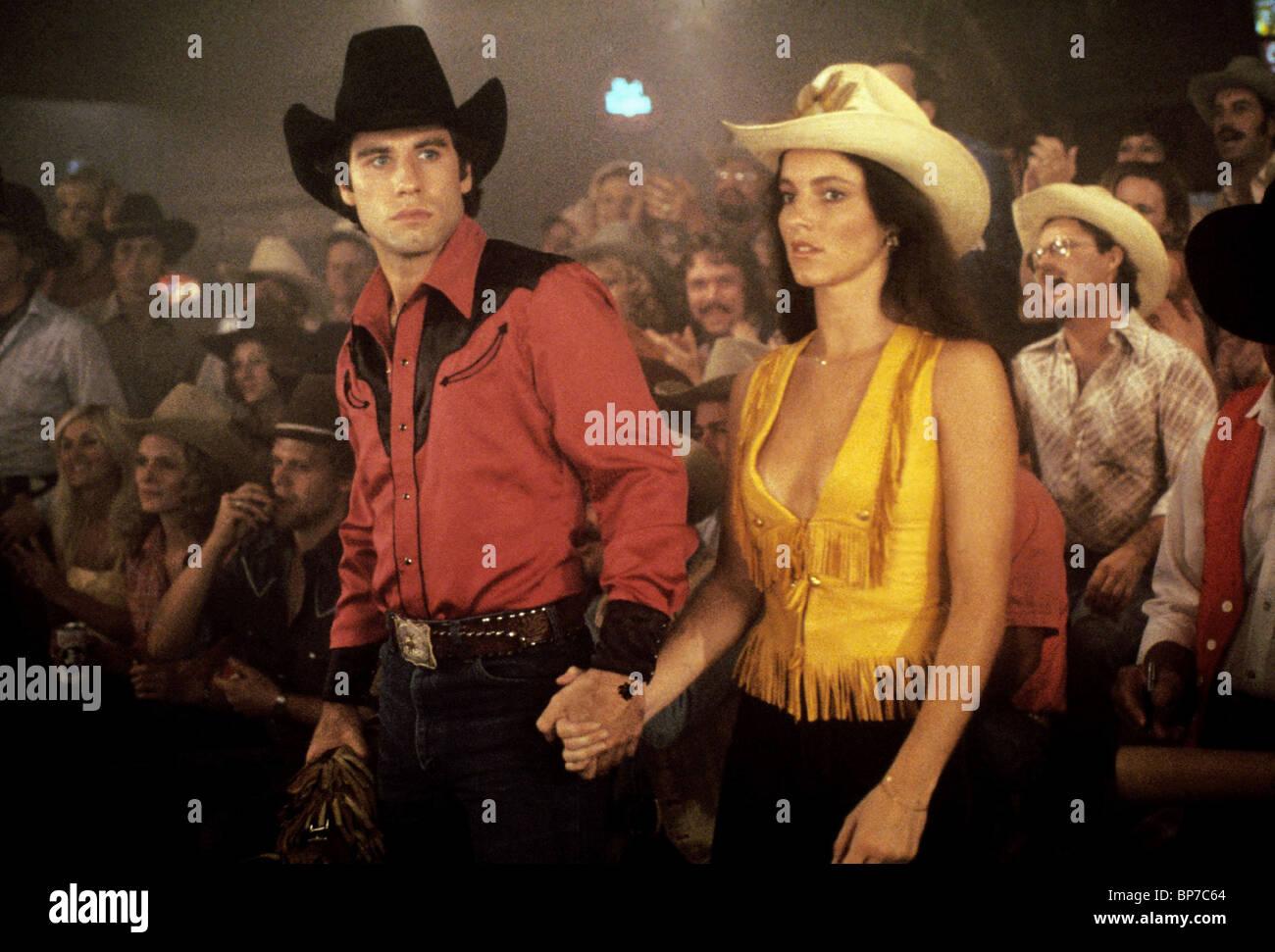 Photo - JOHN TRAVOLTA  amp  MADOLYN SMITH-OSBORNE URBAN COWBOY  1980Madolyn Smith Urban Cowboy