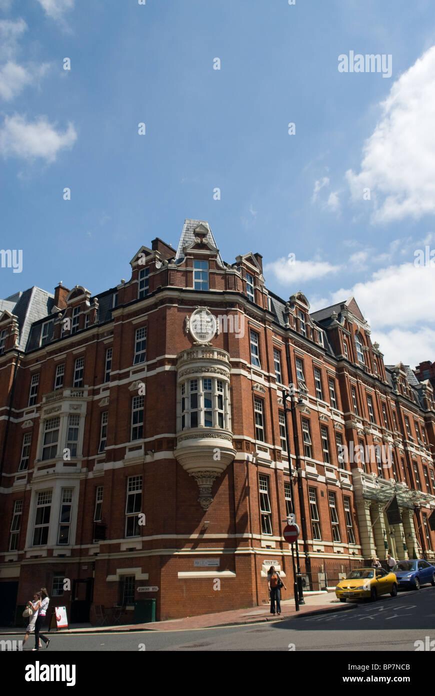 The Hotel Du Vin, Birmingham, West Midlands, England. (in the old ...