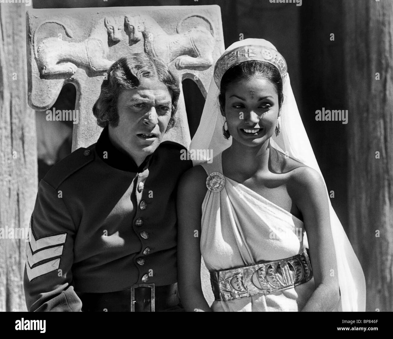 michael caine amp shakira caine the man who would be king