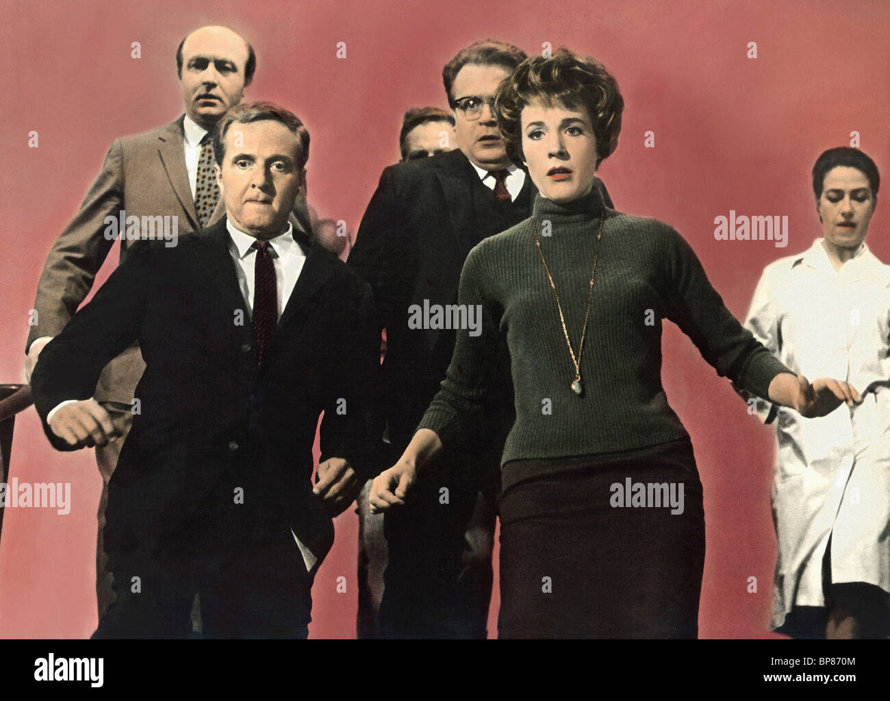 Torn curtain julie andrews - Scene With Julie Andrews Torn Curtain 1966