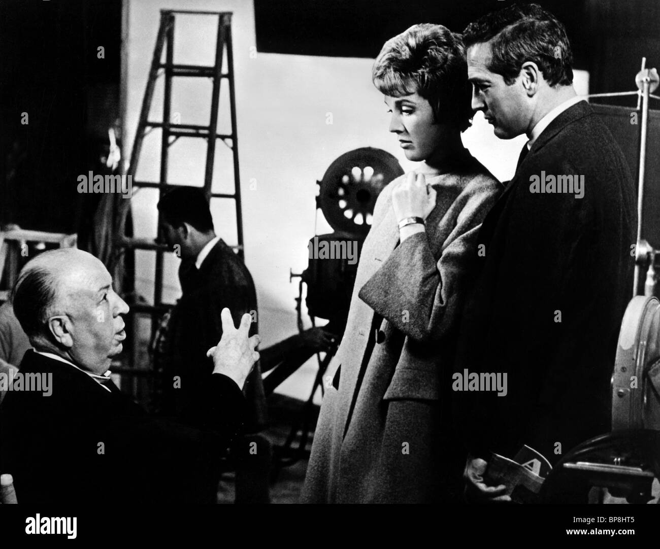 Torn curtain julie andrews - Alfred Hitchcock Julie Andrews Paul Newman Torn Curtain 1966