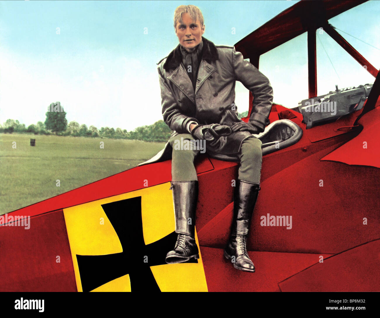 john phillip law the red baron 1971 stock photo royalty free image 30924182 alamy. Black Bedroom Furniture Sets. Home Design Ideas