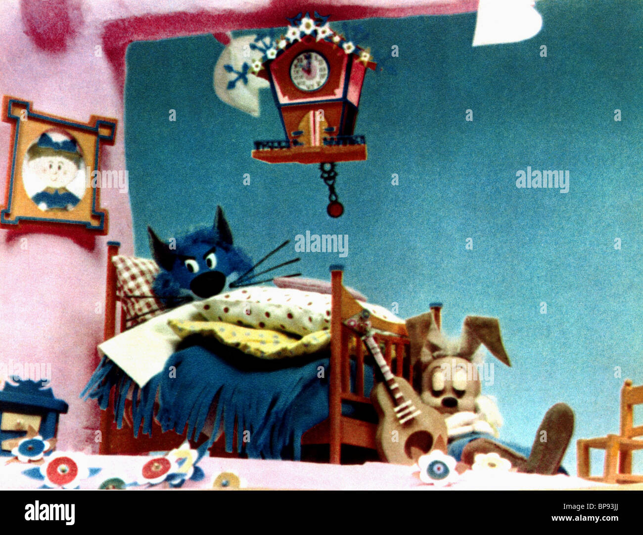 BLUE CAT & DYLAN DOUGAL AND THE BLUE CAT MAGIC ROUNDABOUT 1970