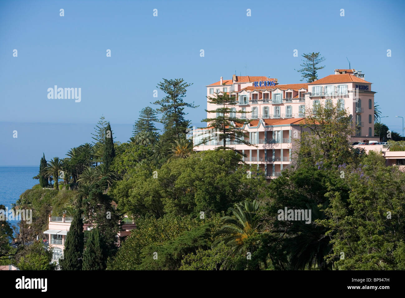 reid 39 s palace hotel funchal madeira portugal stock photo royalty free image 30933717 alamy. Black Bedroom Furniture Sets. Home Design Ideas