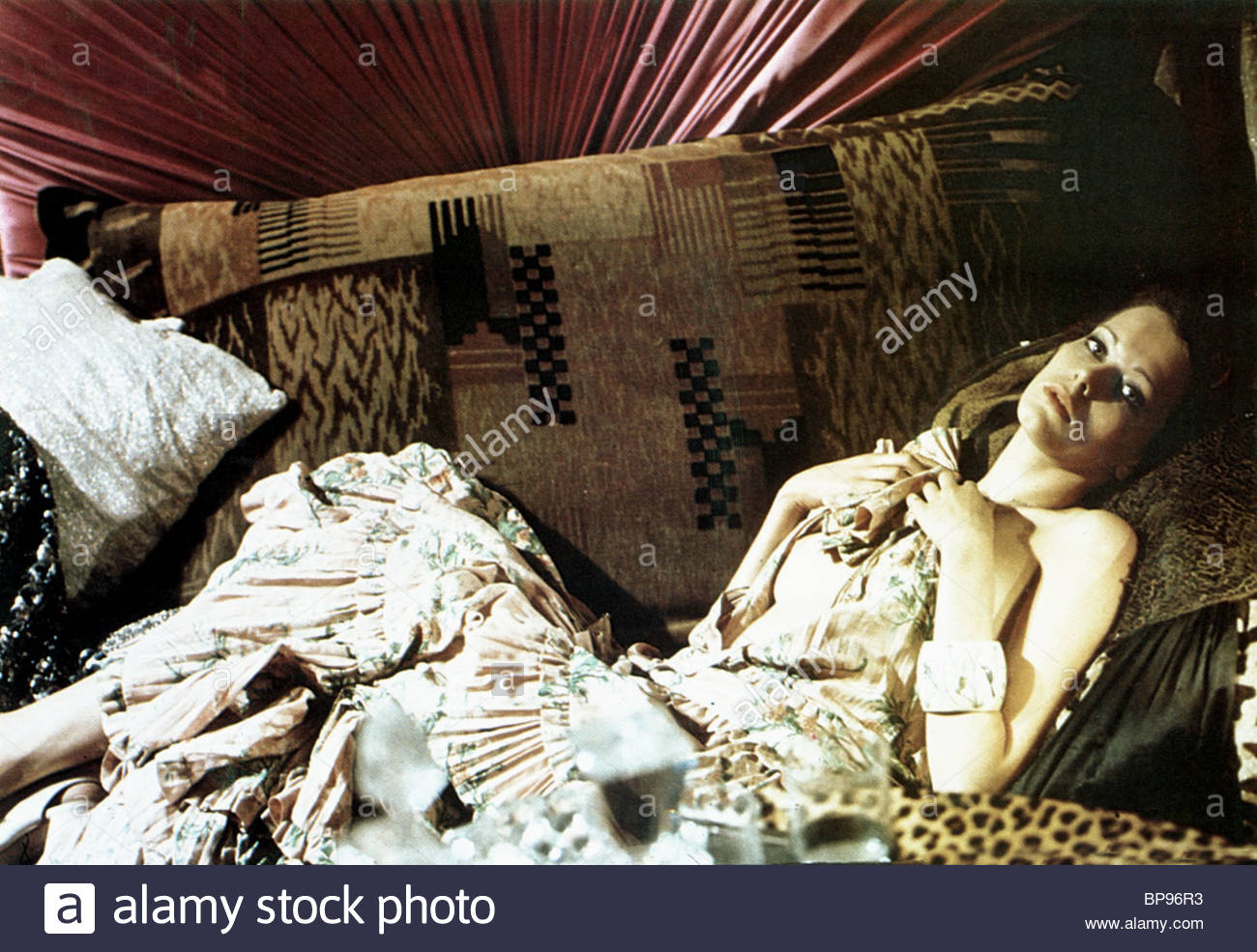 SYLVIA KRISTEL EMMANUELLE (1974 Stock Photo, Royalty Free ...
