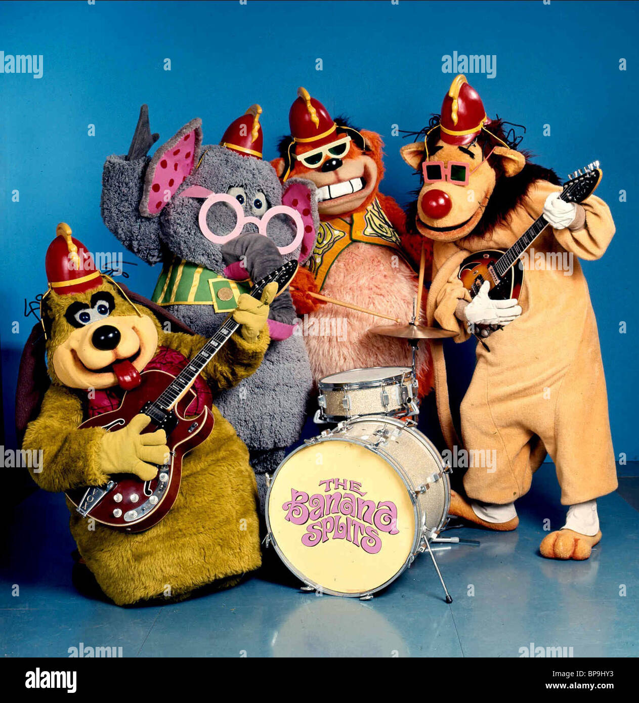 Fleegle Drooper Snorky & Bingo The Banana Splits Adventure Hour ...: moviespictures.org/movie/the_banana_splits_adventure_hour_1968