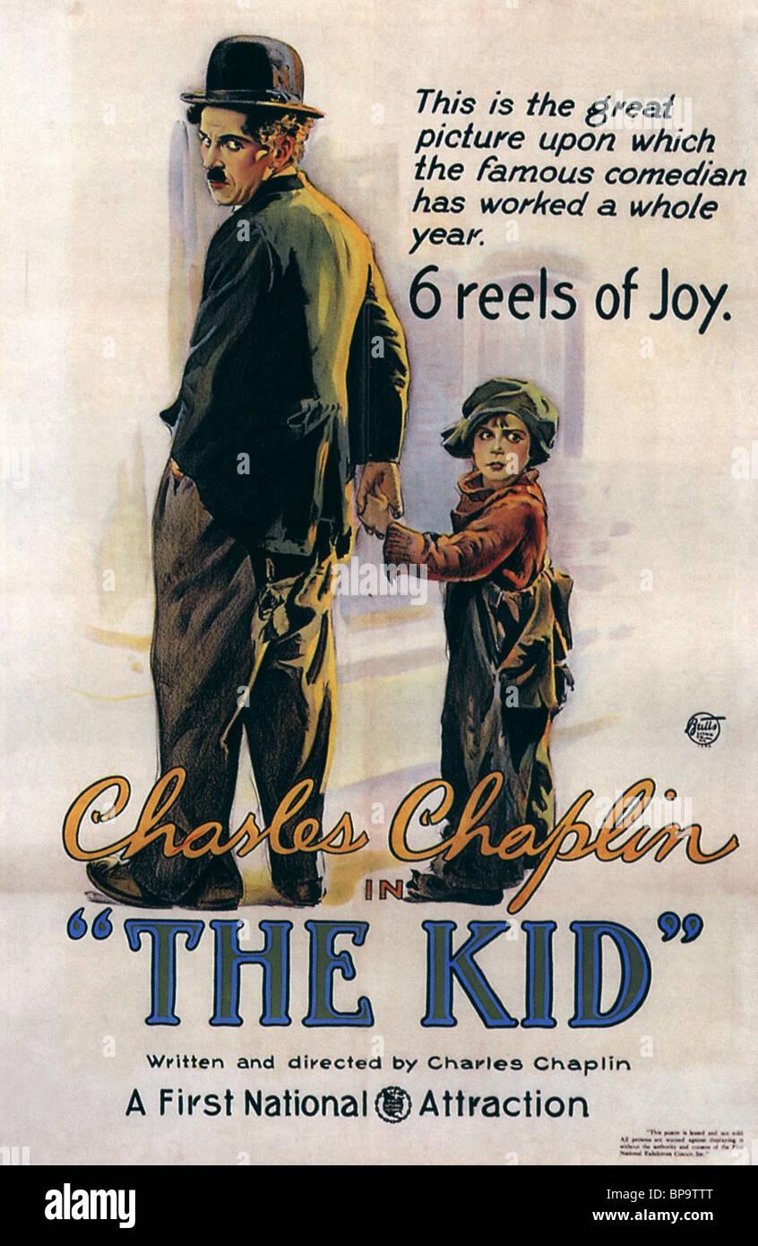 Charlie Chaplin Movie The Kid Free Download