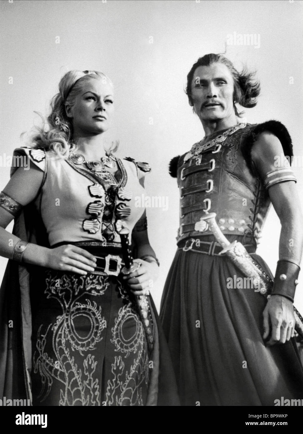 Jack Palance Filmes Best anita ekberg & jack palance i mongoli; the mongols (1961 stock
