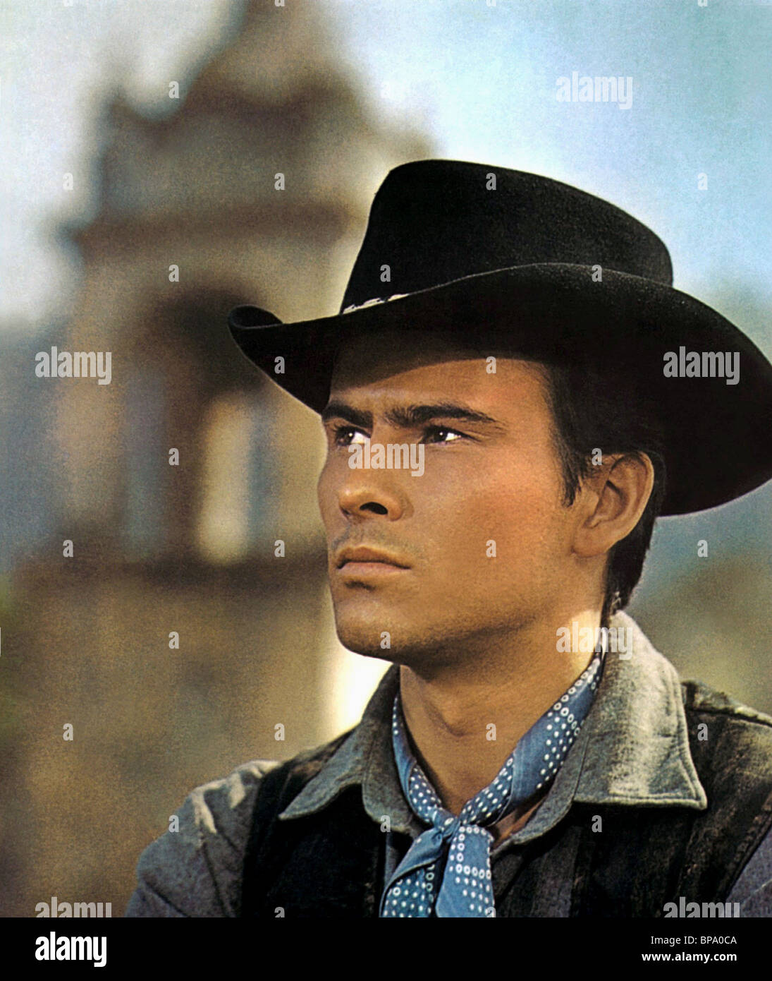 HORST BUCHHOLZ THE MAGNIFICENT SEVEN (1960 Stock Photo ...