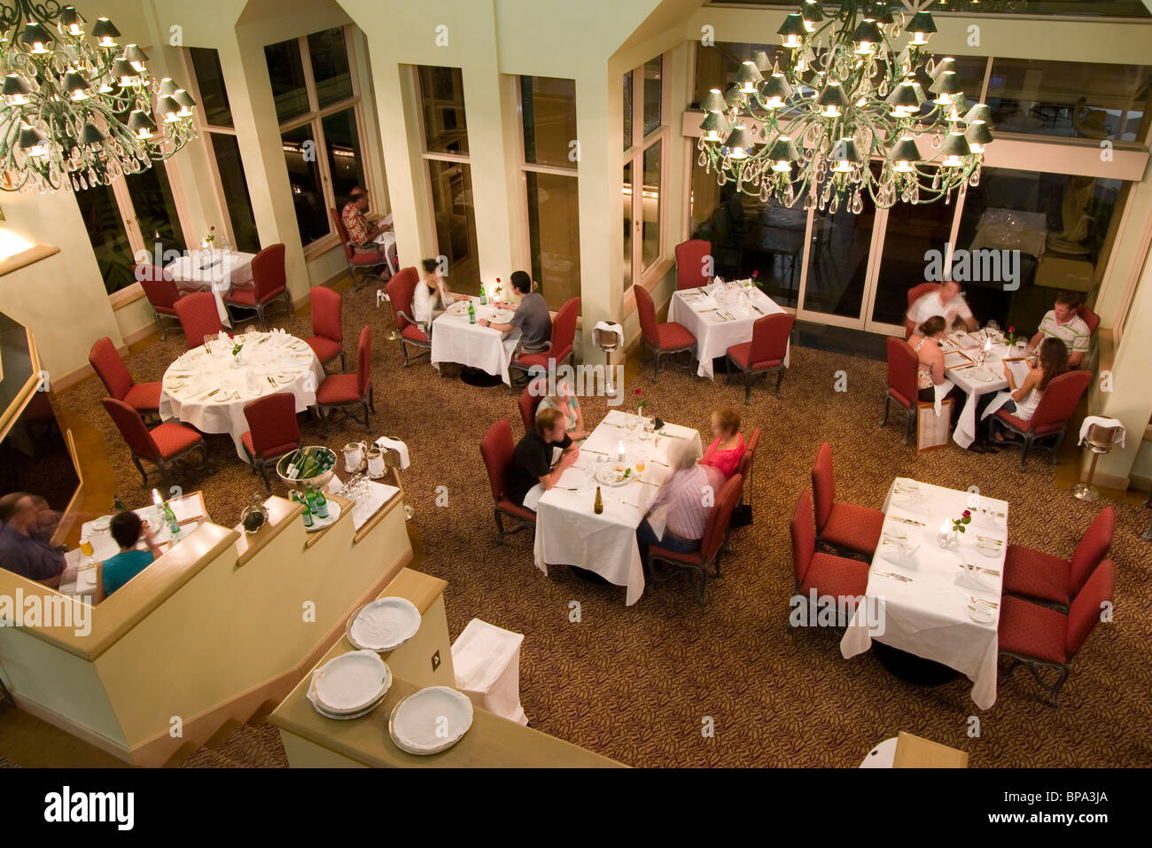 Il Pescatore Restaurant Is A Fine Dining Restaurant Within The Sheraton  Mirage Resort, Port Douglas, Queensland, Australia