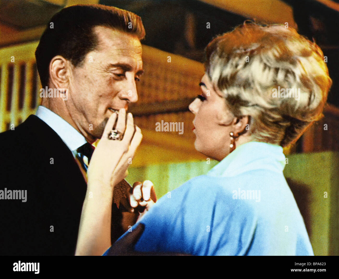 kirk douglas movie strangers when we meet