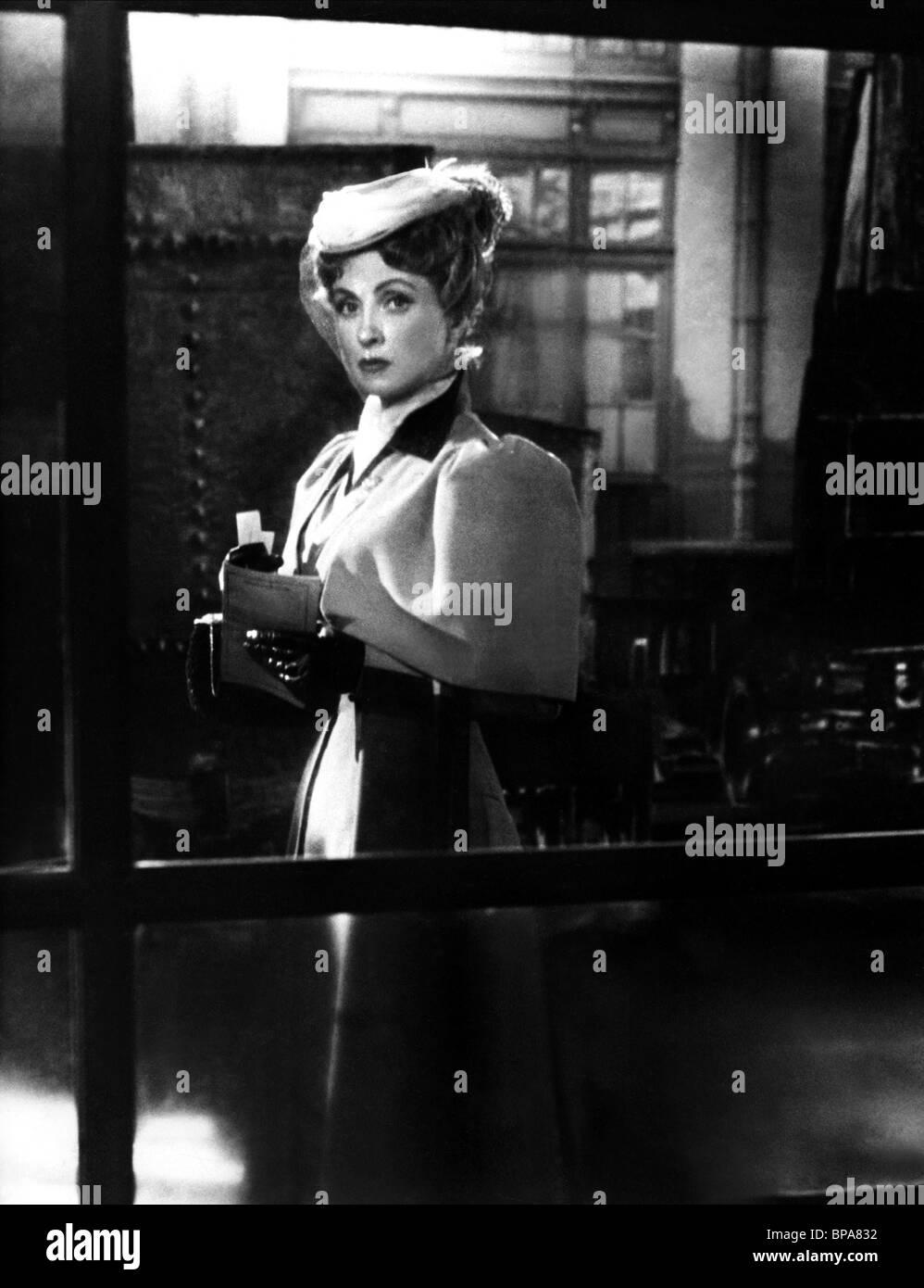 Danielle Darrieux The Earrings Of Madame De; Madame De