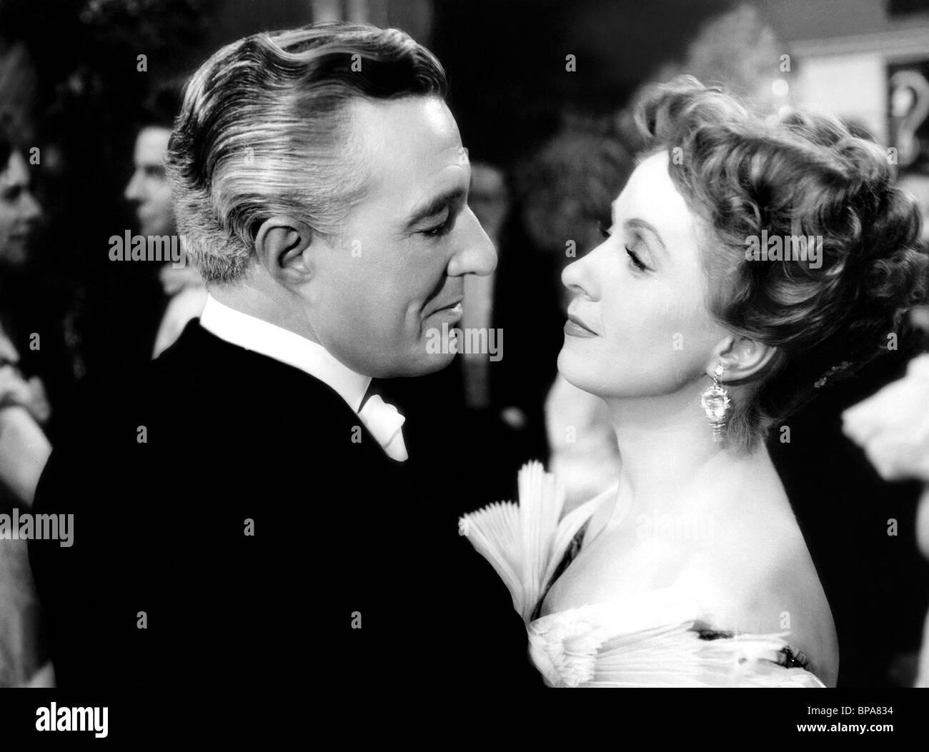 Stock Photo  Vittorio De Sica & Danielle Darrieux The Earrings Of Madame De;  Madame De (1953