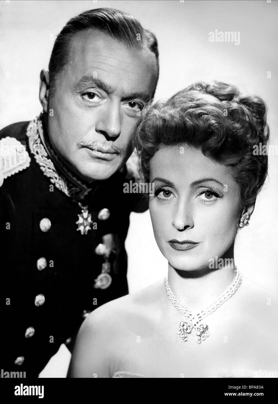 Charles Boyer & Danielle Darrieux The Earrings Of Madame De; Madame De  (1953)